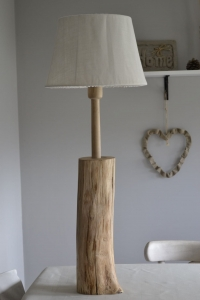 Lampa  natural wood